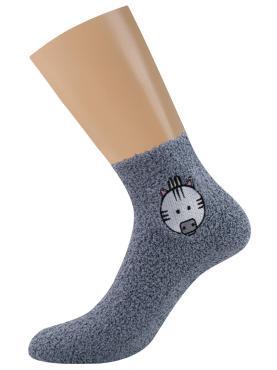 Носки женские MiNiMi Inverno 3300-1 Серый 39-41