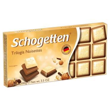 Шоколад Schogetten Трилогия