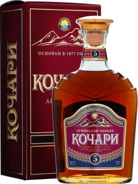 Коньяк армянский Кочари 500 мл., стекло