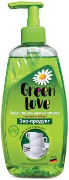 Средство для мытья посуды Green Love