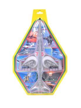 Летающая модель самолета, ЛМС-М-Т-Л-2, ТулПрибЗавод Стриж, Россия, 200 гр., картонная коробка