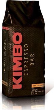 Кофе Kimbo Espresso Bar Top Flavour в зернах