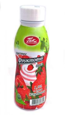 Йогурт Гек Фруктовый бриз 1,2 %