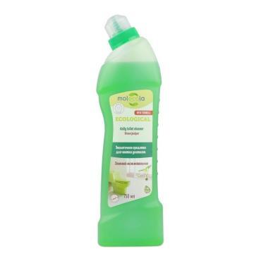 Средство Molecola для чистки унитазов и сантехники Зеленый можжевельник