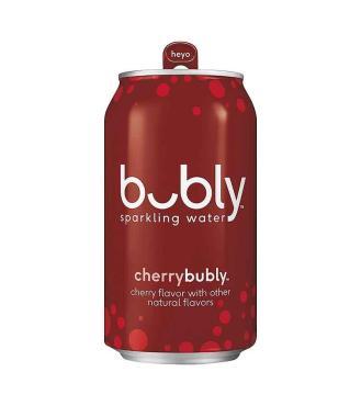 Газированный напиток Bubly вишня