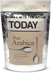 Кофе Today Pure Arabica растворимый