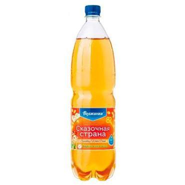 Газированный напиток Волжанка Сказочная страна