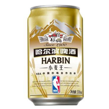 Пиво Harbin пшеничное светлое 3,6%