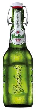 Пиво Grolsch Premium lager светлое фильтрованное пастеризованное 5%