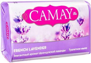 Мыло Camay French lavender Кусковое