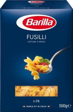 Макаронные изделия Barilla Fusilli №98