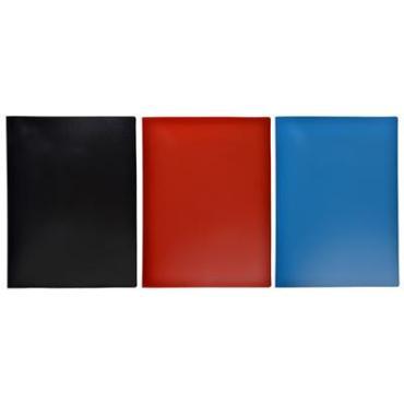 Папка A4 ClipStudio с 20 вкладышами обложка 500мкм. корешок 15мм.