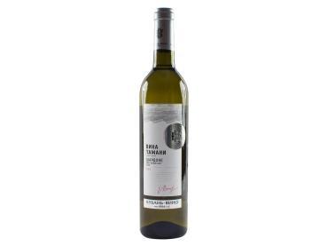 Вино Вина Тамани Шардоне белое сухое столовое 12%