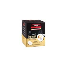 Кофе в капсулах KIimbo espresso 100% Arabica 20 кап.