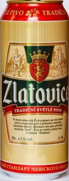 Пиво Очаково Златовице светлое 4,1% 0,5 л.