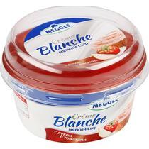 Сыр Meggle Creme Blanche С луком и томатами мягкий 60%