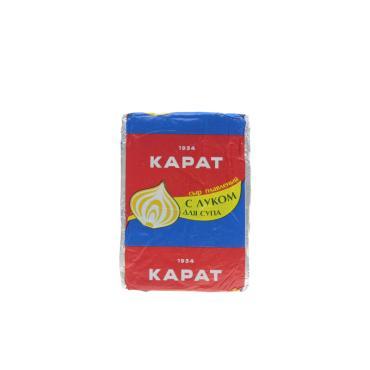 Сыр плавленый Карат С луком для супа