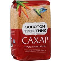 Сахар Золотой Тростник тростниковый нерафинированный