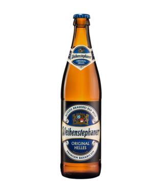 Пиво Weihenstephaner Original  0,5 л.
