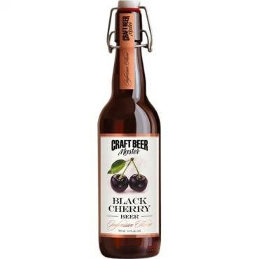Пивной напиток Craft Beer Black Cherry
