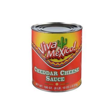 Соус Viva Mexico Сырный Чеддер, США