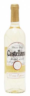 Вино Castellano белое полусладкое 11%