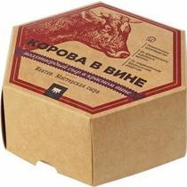 Сыр Ипатов.Мастерская сыра Корова в вине полутвердый 45%