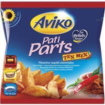 Картофельные дольки Avico в кожуре со специями