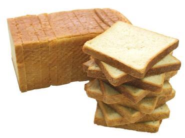 Хлеб Русский хлеб Тостовый бездрожжевой Половинка