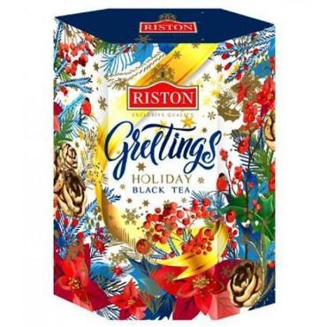 Чай Riston Праздничные поздравления
