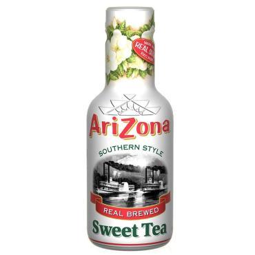 Чай холодный AriZona Sweet Tea Southern Style Real Brewed