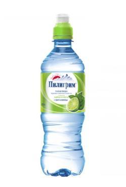 Вода Пилигрим питьевая негазированная спорт-лок