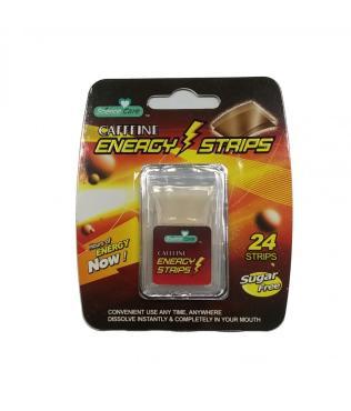 Полоски для свежего дыхания Science Care с экстрактом чая и кофеина14 гр., блистер