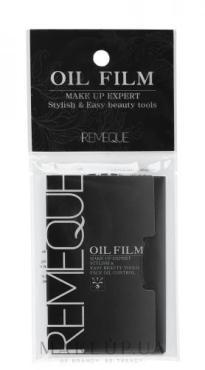 Салфетки для устранения жирного блеска Remegue Oil Film, 50 листов