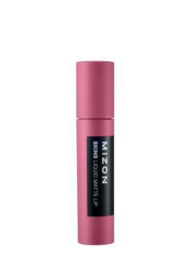 Помада Mizon skins liquid matte lip Жидкая матовая  #408 Naive Rose