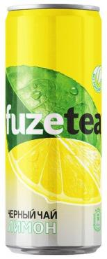 Чай холодный FuzeTea Лимон