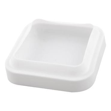 Форма для муссовых тортов Мультидом Стиль силиконовая 18,5х18,5х5см