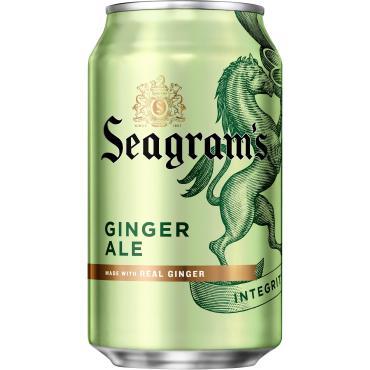 Газированный напиток Seagram's Ginger Ale