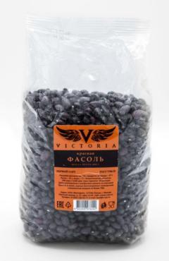 Фасоль красная Виктория, 800 гр., пакет