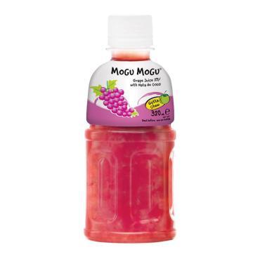 Сок Mogu-Mogu Виноград, 320 мл., пластиковая бутылка