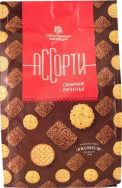 Печенье Confashion Ассорти сахарное