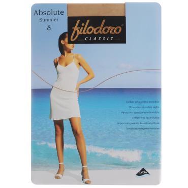 Колготки Filodoro Classic Absolute Summer Playa, 35 гр., бумажная упаковка