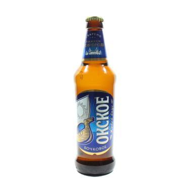 Пиво Окское бочковое светлое