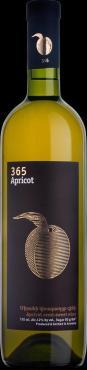 Вино белое 12% столовое полусладкое Gevorkian Winery 365 Абрикосовое Армения, 750 мл., стекло