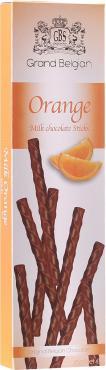 Палочки из молочного шоколада с ароматом апельсина, GBS, 75 гр., картон
