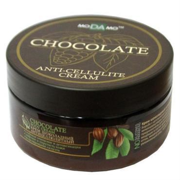 Крем шоколадный антицеллюлитный Sanata mo DA mo, 200 мл., Пластиковая банка