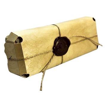 Пастила классическая, Белевская Пастильная Мануфактура Белёвская, 200 гр., подарочная упаковка