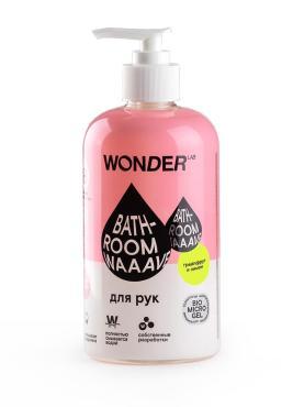 Гель для мытья рук Wonderlab Bathroom waaave грейпфрут и лимон