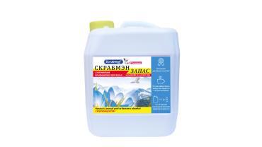 Жидкое антибактериальное мыло Scrubman Клинферон PREMIUM, 3 л., канистра
