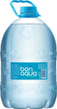 НОВИНКА Вода минеральная Bon Aqua питьевая столовая негазированная 5 л